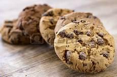 Warum Bleibt Die Schokolade Im American Cookie Ganz
