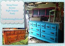 dresser painted with sherwin williams latex paint farm