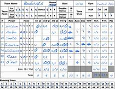8 best photos of aau score sheets printable official basketball score sheets printable basic