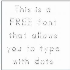 free abc print dotted font fonts4teachers teacherspayteachers com early years pinterest