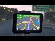 garmin nuvi 50 gps actual road test youtube