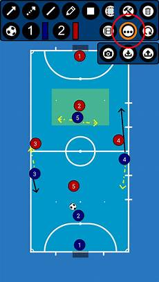 Cara Membuat Formasi Dan Strategi Futsal Di Android El