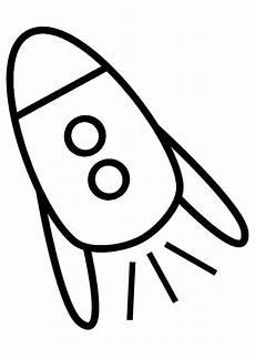 malvorlage rakete ausmalbild 19251