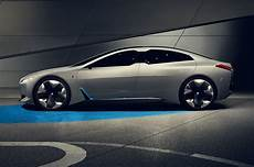 Bmw I Vision Dynamics Concept Is A Look At A Silent