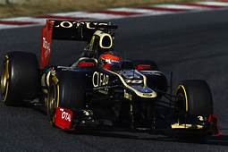 Lotus F1 Ready To Burn In 2013 With Coca Cola  Photos 1