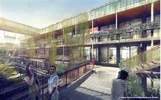 Berlin Housing Project Offers Student Housing In Recycled