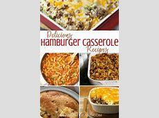 Ground Beef Dinner Recipes