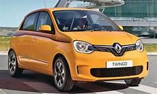 Renault Twingo Facelift 2019 Motor Ausstattung