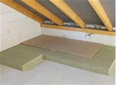 Dachbodendämmung Mit Styropor - bader baustoffe d 228 mmung