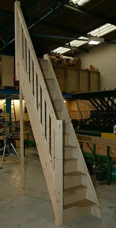 Flatpack Loft Staircase Kits Space Saver Staircases