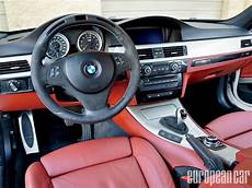 2009 bmw m3 e90 e92 european car magazine
