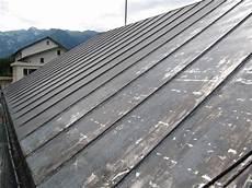 Dachfarbe Adlergrau Sanierung Blechd 228 Chern