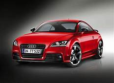 Audi TT S Line Competition Package