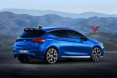 2017 Opel Astra Opc Gets Rendered Proves Hatches Are