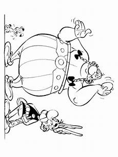 asterix and obelix coloring pages and print