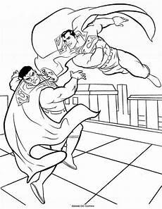 Ausmalbilder Superman Drucken Malvorlagen Fur Kinder Ausmalbilder Superman Kostenlos
