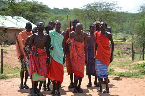 Hydda I Afrika
