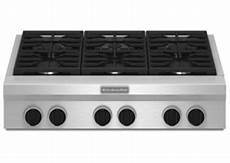 Kitchenaid Cooktop With Grill by Kitchenaid 36 Quot 6 Sealed Burner Gas Cooktop Kgcu467vss