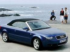 2001 Audi A4 Cabriolet Picture 1295 Car Review Top Speed