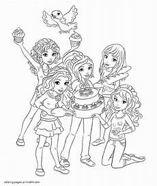 lego friends printable coloring pages coloring pages