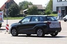 2018 Suzuki Vitara Facelift Spied Has Blocked Grille