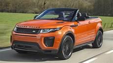 Land Rover Range Rover Evoque Cabriolet News Und Tests