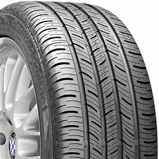 4 New 205 55 16 Continental Pro Contact 55r R16 Tires
