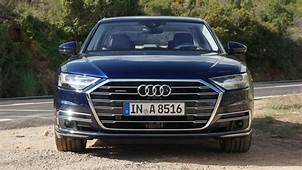 2019 Audi A8 Review Audis Flagship Sedan Speaks Softly