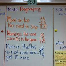100 best subtraction regrouping images teaching math