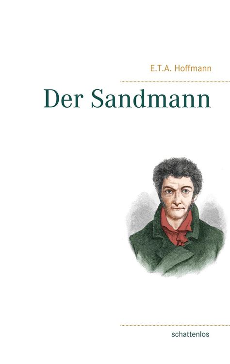 Eta Hoffmann The Sandman Analysis