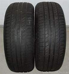 Michelin Primacy Hp Reifen 225 55 R16 95w Profil Gut 6 5mm