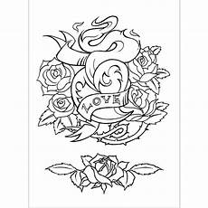 dessin de tatouage dessin de coloriage tatouage 224 imprimer cp25361
