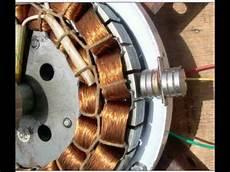 Windgenerator Aus Deckenventilator Selbstgebaut
