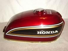 Honda Cb750 Tank