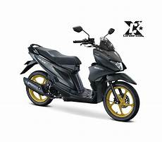 Suzuki Nex Modif by Modifikasi Suzuki Nex Ii Dengan Setang Trondol Cxrider