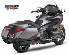 2018 Honda Gold Wing 48kg Lighter Details