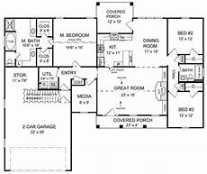 1800 sq ft ranch house plans 1800 square foot ranch house plans smalltowndjs com