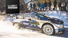 Rallye Montecarlo 2018 Wrc Rallye Monte Carlo 2018 Teaser 1