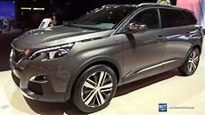 2018 Peugeot 5008 Gt Exterior And Interior Walkaround
