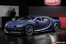 2017 Chiron Bugatti