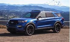 2020 Ford Explorer St Performance Explained