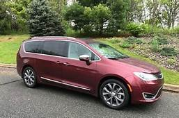 2018 Chrysler Pacifica Limited Review And Road Test By