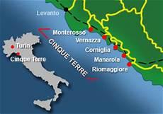 Cinque Terre Karte - cinque terre the b s knees