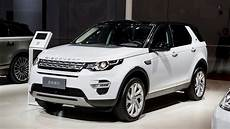 Range Rover Discovery Sport - range rover evoque discovery sport get more power