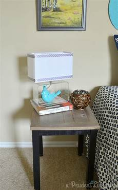 30 nightstand makeover craft room project 6 polished