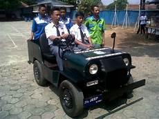 Modifikasi Motor Jadi Mobil by Modifikasi Motor Siswa Smk Sulap Vixion Jadi Jeep Ini
