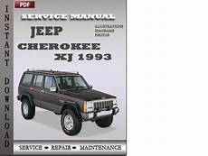vehicle repair manual 1993 jeep cherokee electronic toll collection pay for jeep cherokee xj 1993 service repair manual