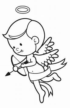 kostenlose malvorlage engel zum ausmalen
