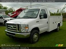 ford e series 2008 4 g owners manual oxford white 2008 ford e series cutaway e350 commercial utility truck medium flint interior