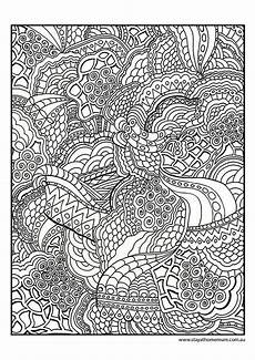 printable colouring pages for and adults